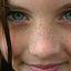 48. Веснушки на лице фото
